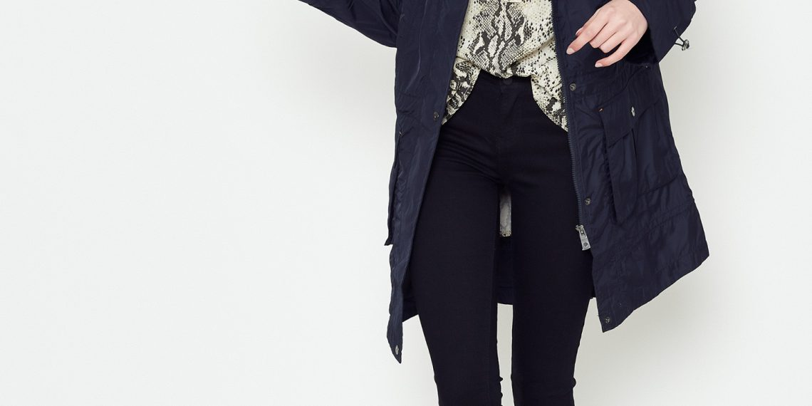 czarne spodnie damskie