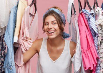 wybór odzieży