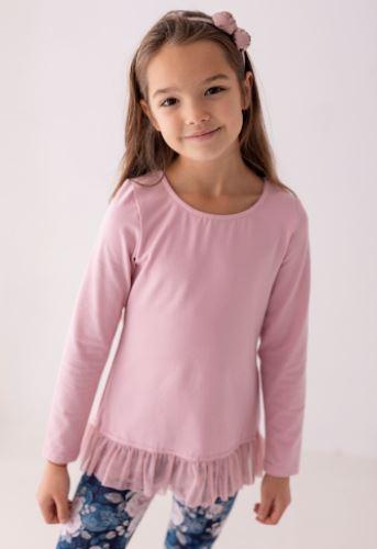 Modne bluzki dla dziewczynek